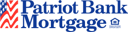 Sponsor Logo - Patriot Bank Mortgage